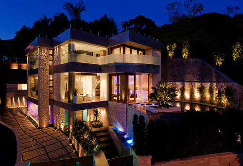 Dream via tumblr image 1556676 by voron777 on for Beautiful rich houses