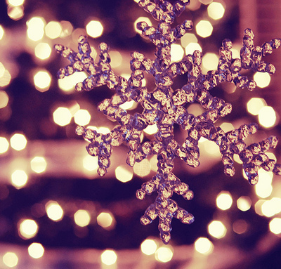 christmas, christmas lights, christmas time, snow, snowflake, snowing, winter