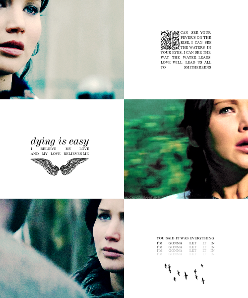 arena, baby, catching fire and district 12