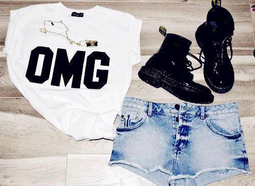 fashion, girly, outfits, pretty, teen