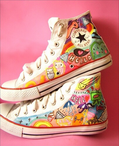 Converse All Star For Girls 2014