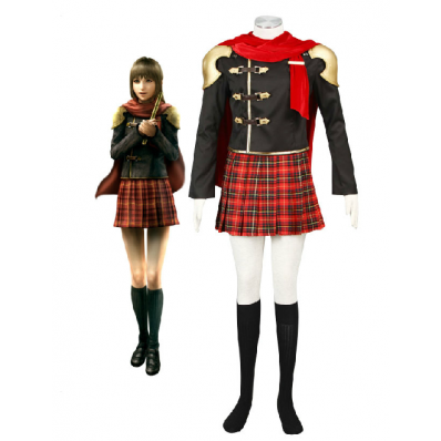 cosplay costume, final fantasy, final fantasy cosplay, game