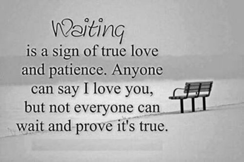 quotes about patience in relationships
