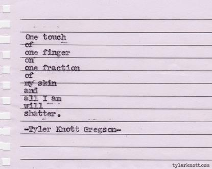 poems, poetry, quotes and tyler knott gregson