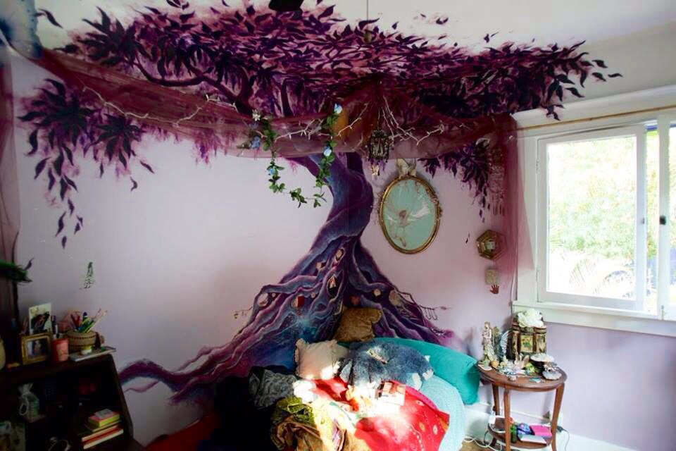 themes and setting the lumber room