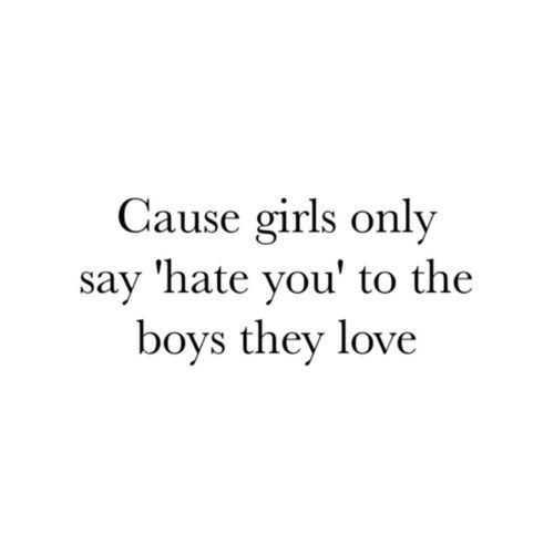 Cute Hate Quotes: Image #1870916 By Marky On Favim.com