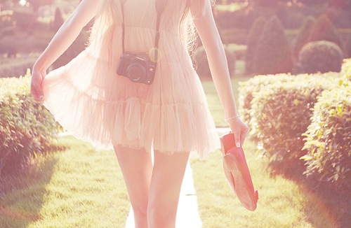 girl, shoes, spring, girly, summer, dress, beauty