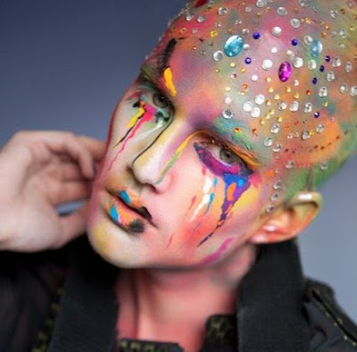 Michelle Webb Makeup Artist- SO MUCH FUNAlien - image ...