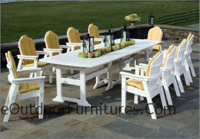 Patio furnishings and plastic resin the outdoor image for Table de jardin pas cher en plastique leclerc