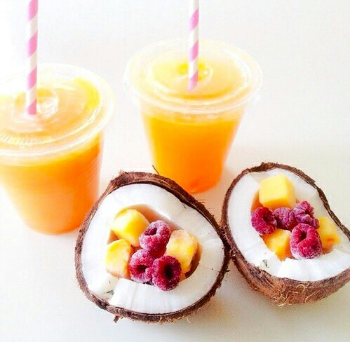 coco, coconut, drink, fit, food, fruit, girly, healthy, juice, yummy
