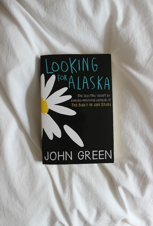 looking for alaska book report The fantasy icon's latest book is told with grand ambition  coming of age in the wilds of alaska tara  bookpage® and the bookpage® logo are.