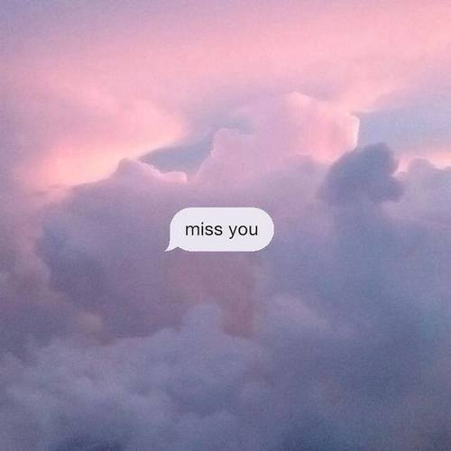 Sad I Miss You Quotes For Friends: Tumblr - Image #1961826 By KSENIA_L On Favim.com