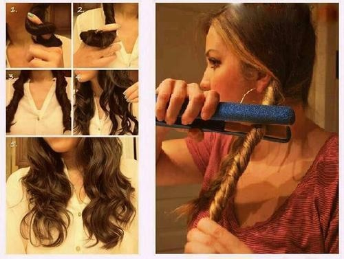 Cool hair styl cute-diy-do-it-yours