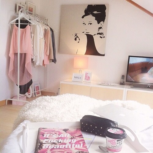 Such a cuteee room for Cute girly rooms