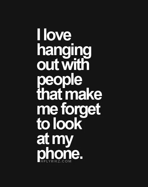 hplyrikz, i love, love, people, phone, quote, quotes, sayings