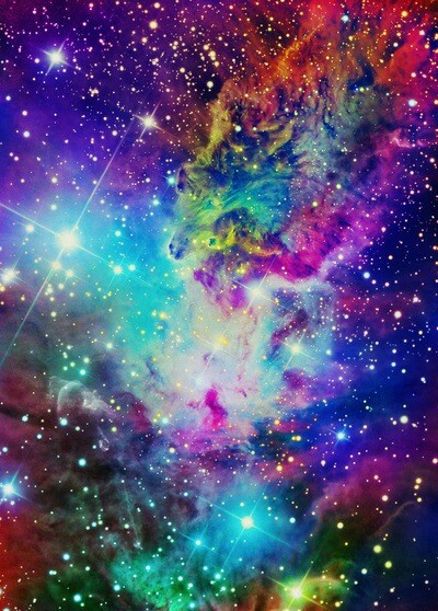 colorful galaxy space wallpaper pics about space