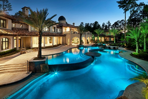 Check out my account via tumblr image 2044656 by for Huge modern mansion