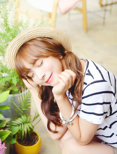 Ulzzang Korean Girl