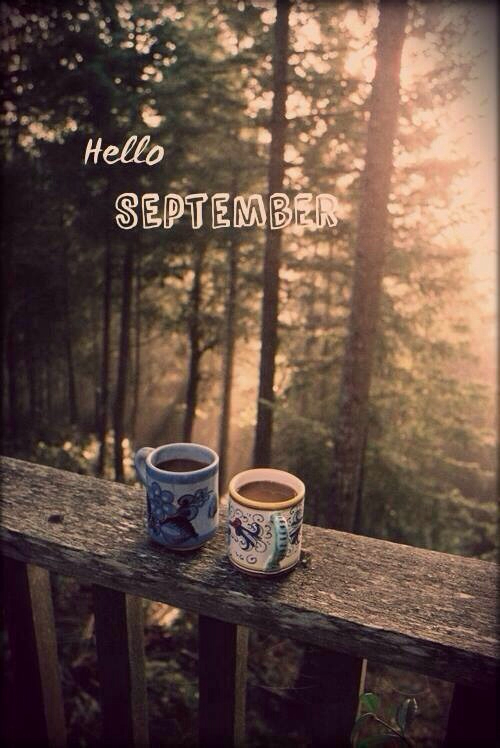 Hello september ☕️ - image #2063238 by taraa on Favim.com