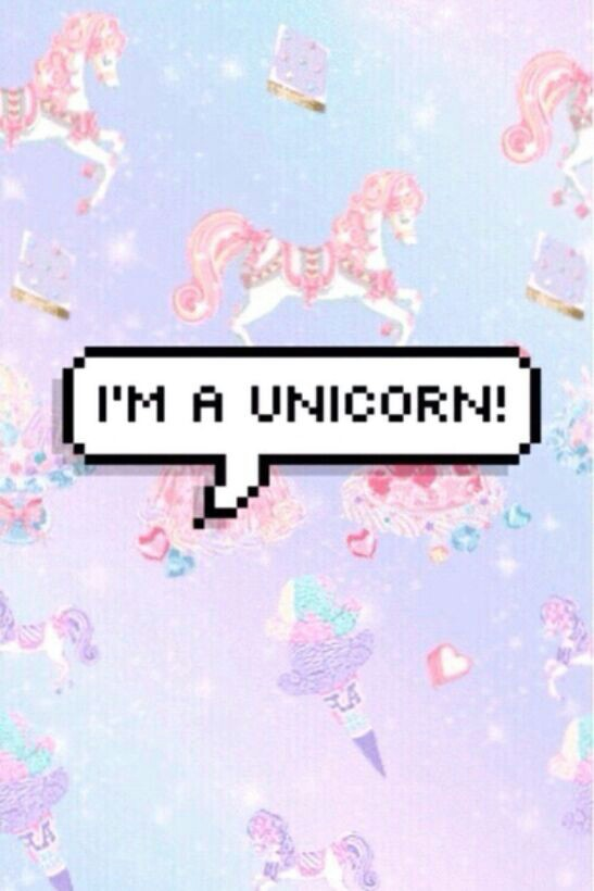 Unicorn Wallpaper♡ Image 2075728 By Marky On Favim Com