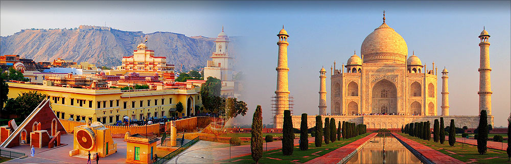 Golden Triangle Vacation Packages, Golden Triangle Travel Packages, Golden Triangle Tour Packages and Holiday Trip To Golden Triangle