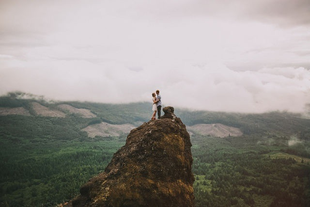 couple, cute, love and mountain