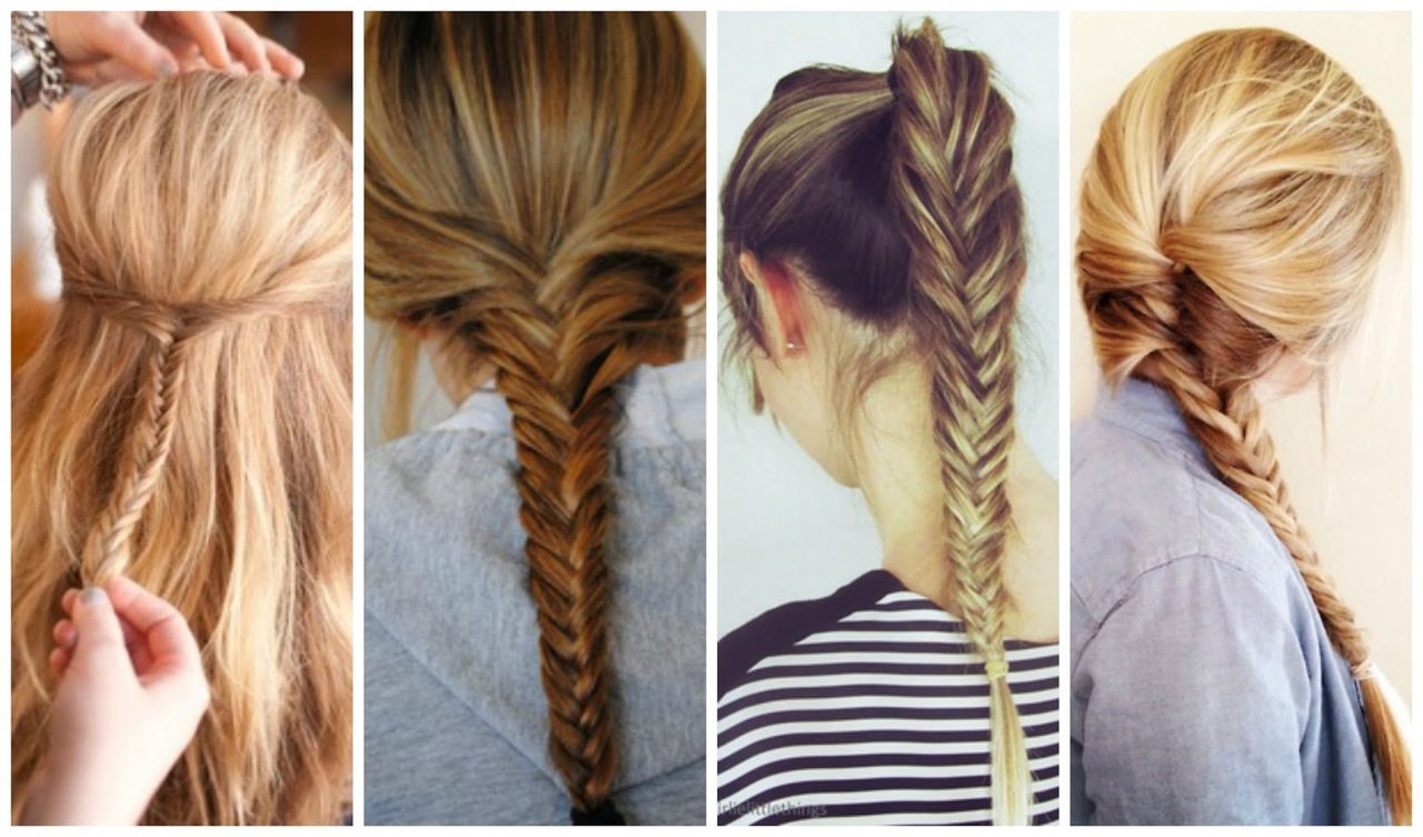 Fishtail braid love it - image #2239706 by marky on Favim.com