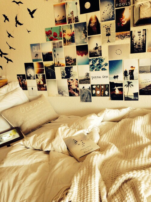 bedroom wallpaper on Tumblr