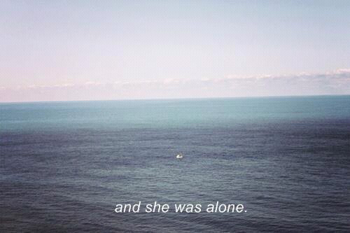 alone, alternative, bad mood, cool, dark, grunge, indie, lonely, lovely, melancholy, misfit, moody, ocean, pale, pastel, sad, sadness, sky, teens, vintage, First Set on Favim.com, feelings emotions