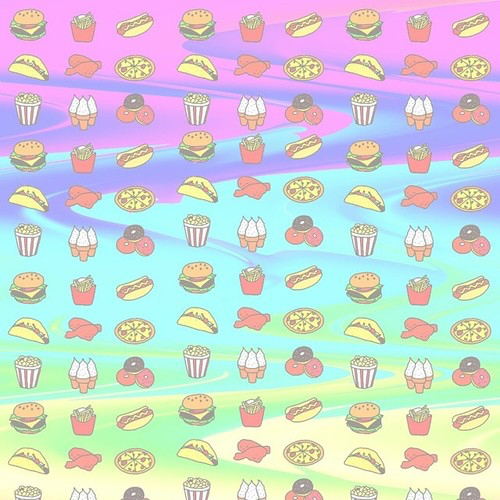 food emoji wallpaper with cute - photo #33