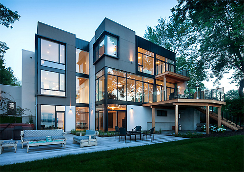 Via tumblr image 2524306 by lauralai on for Beautiful rich houses
