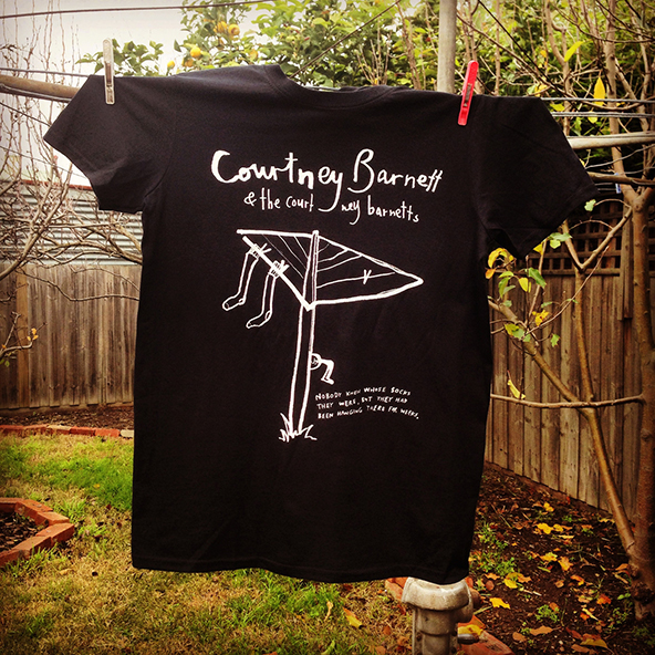 artist, band, other, sxsw, t-shirt, courtney barnett