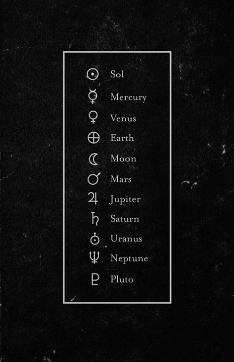 Astrology Background Grunge Hipster Indie Iphone