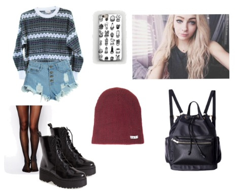Hipster Girl Outfits Polyvore image #2616366 by mark...