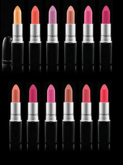 MAC Lipstick Collection For Spring 2015 Image 2619406 By Marky On