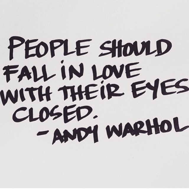 Andy Warhol Eyes Frase And Frases Image 2620386 On Favim Com