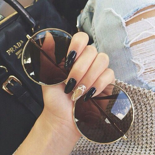 boy, clothes, fashion, girl, nails, outfit, style, summer ...