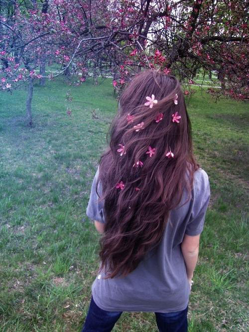 amazing, beautiful, beauty, curl, curls, curly, curly hair, dream, dream hair, flowers, girl, girl thing, girly, girly stuff, hair, hairstyle, hipster, indie, jeans, lady, long hair, nature, outfit, pretty, spring, teen, trees, woman, young, perfevt hair