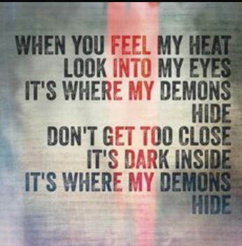 imagine dragons demons lyrics song - photo #15