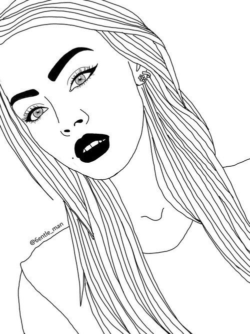 moreover illustration black and white draw girl Favim   2802266 furthermore  also  together with  further  likewise  additionally  moreover  in addition  further . on minion coloring pages christmas printable ugly sweater