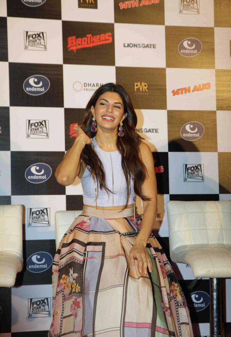 adorable, bollywood, brothers, cute, smile, trailer, jacqueline fernandez