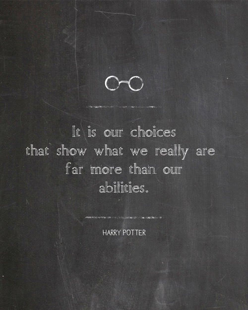 choose wisely image by helena on com