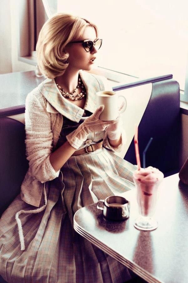 Classy and Vintage - image #2914566 by helena888 on Favim.com
