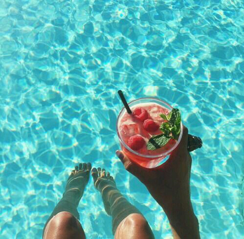 blue, drink, holiday, hot, ice, legs, paradise, perfect, ring, summer, water, love <3, only week
