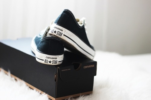 all star, black, black and white, black box, box, converse, converse all star, converse shoes, cute, fashion, photo, photography, pretty, sneakers, style, tumblr, white