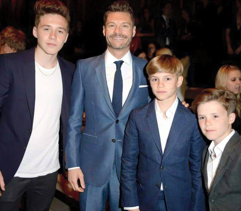 beautiful, beckham, brother and celebrity