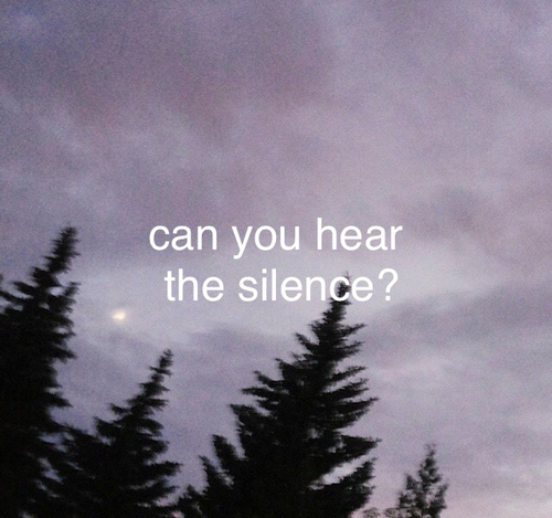 quotes about silence tumblr - photo #39