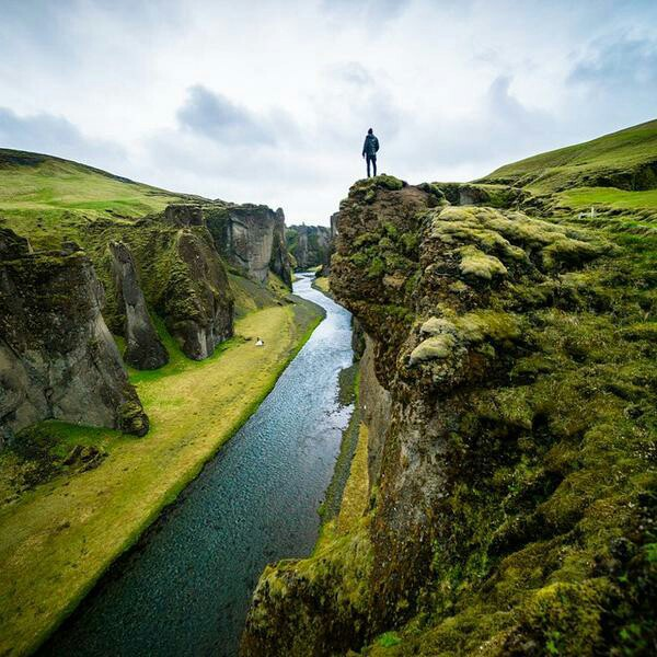 canyon, green, landscape, nature, outdoors, photography, river, travel
