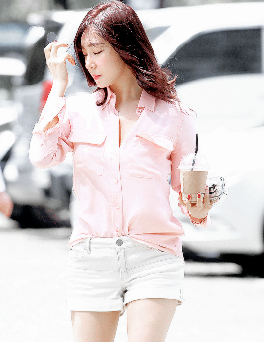 Tiffany Hwang Via Tumblr Image 3072216 By Ksenia L On