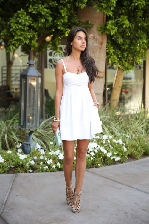 Street Fashion Skirts And Dresses Pinterest Image 3071756 By Marine21 On